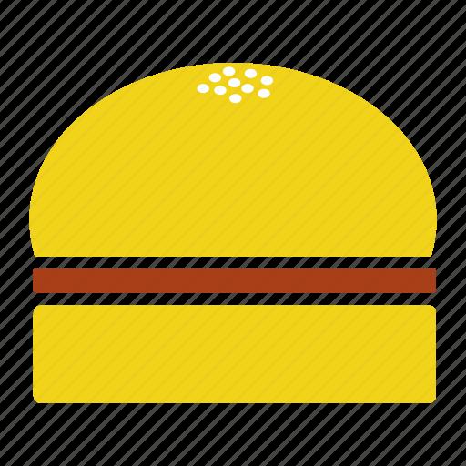 burger, cheese, fast, food, hamburger, meat, swimming icon