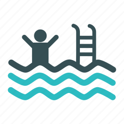 pool, sport, swimmer, swimming, swimming pool icon