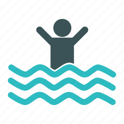 pool, sport, swimmer, swimming, swimming pool icon