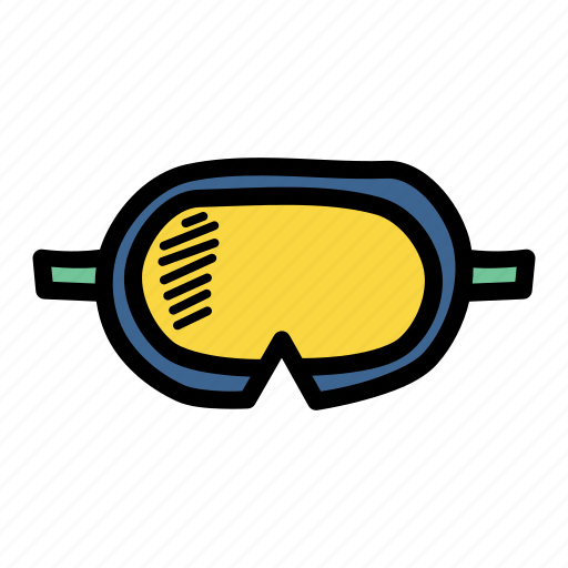 Diving, goggles, marine, swimming icon - Download on Iconfinder