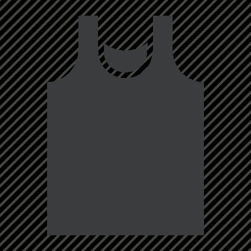 clothing, dress, summer, vest icon
