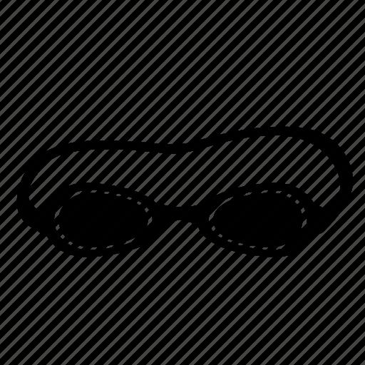 glasses, goggles, sea, swim, swimming icon