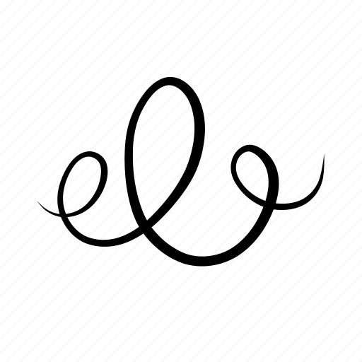 abstract, curls, curves, doodle, ornaments, swirl, swirls icon
