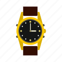 clock, hand, hour, minute, time, watch, wrist icon