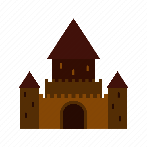 ancient, construction, estate, home, palace, residential, retro icon