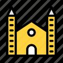 federal, switzerland, landmark, building, european