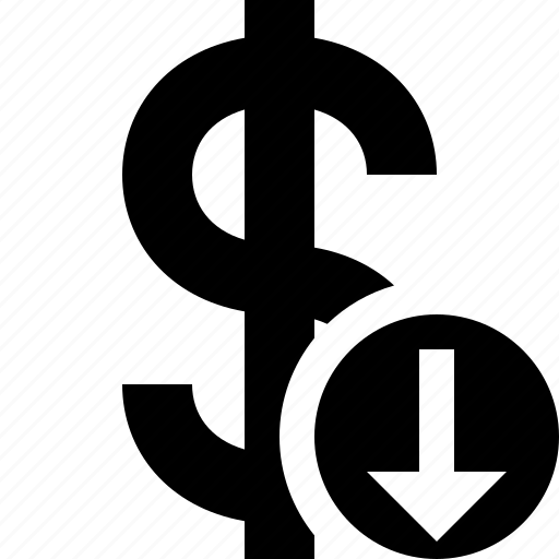 business, cash, currency, dollar, download, finance, money icon
