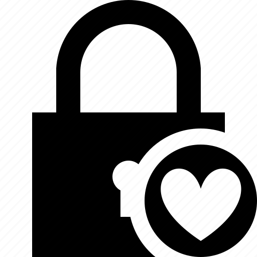 access, favorites, lock, password, protection, secure icon