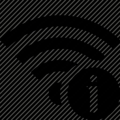 connection, fi, information, internet, wi, wifi, wireless icon