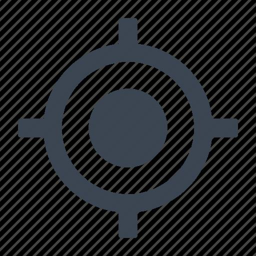 Focus, goal, target icon - Download on Iconfinder