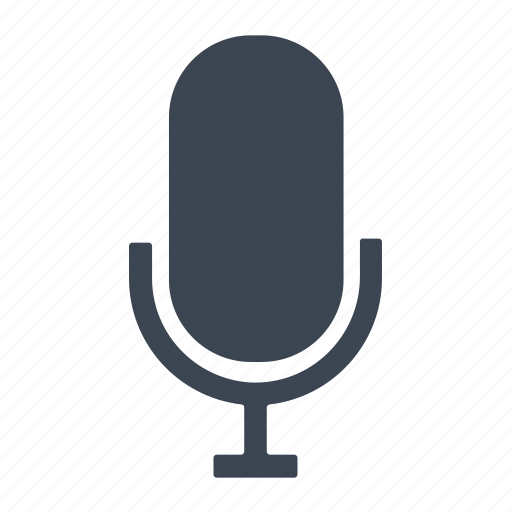 Mic, microphone, record icon - Download on Iconfinder