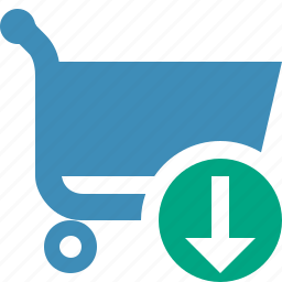 buy, cart, download, ecommerce, shop, shopping icon