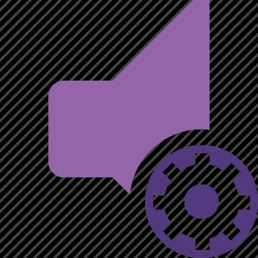 audio, music, settings, sound, speaker, volume icon