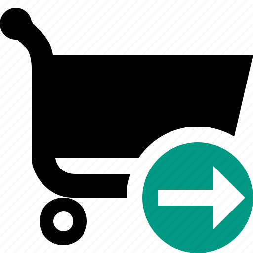 buy, cart, ecommerce, next, shop, shopping icon