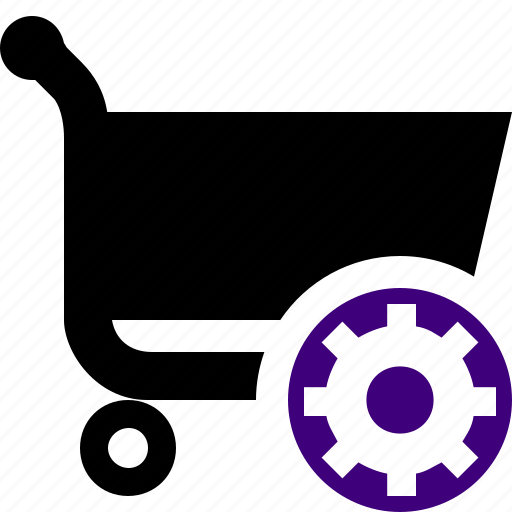 buy, cart, ecommerce, settings, shop, shopping icon