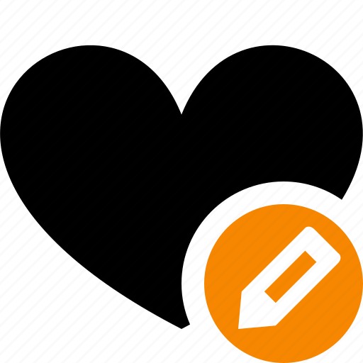 Bookmark, edit, favorites, heart, like, love icon - Download on Iconfinder