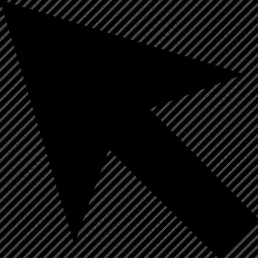 arrow, click, cursor, direction, pointer icon