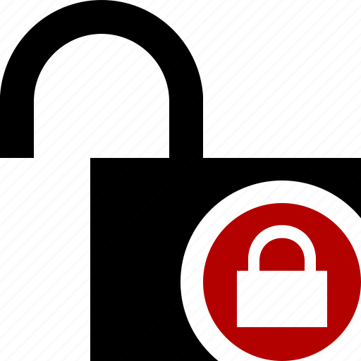 access, lock, password, protection, secure, unlock icon