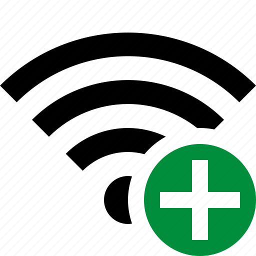 add, connection, fi, internet, wi, wifi, wireless icon