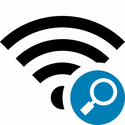 connection, fi, internet, search, wi, wifi, wireless icon