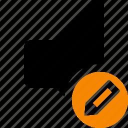 audio, edit, music, sound, speaker, volume icon