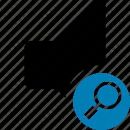audio, music, search, sound, speaker, volume icon