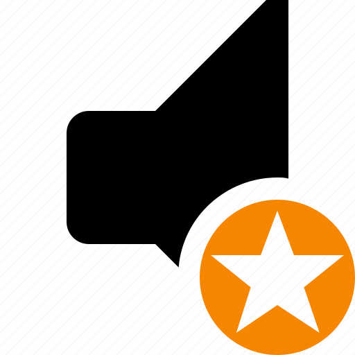 audio, music, sound, speaker, star, volume icon