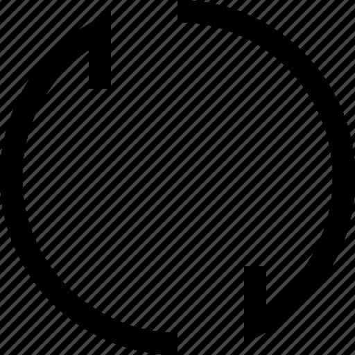 arrow, decrease, down, increase, recycle, refresh, up icon