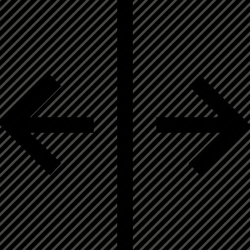 arrow, decrease, down, increase, left, right, up icon