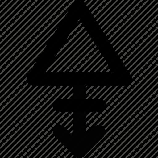 Sign, sulphur, symbolism, symbols icon - Download on Iconfinder
