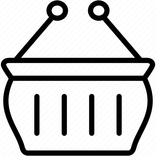 basket, buy, cart, ecommerce, shop, shopping, store icon