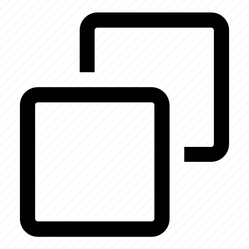 copies, copy, copy paste, document, duplicate icon