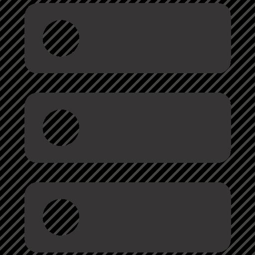 configuration, dns, menu, options icon