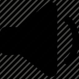 low, low volume, speaker icon