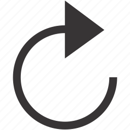 arrow, recycle, refresh, rotate, rotation icon