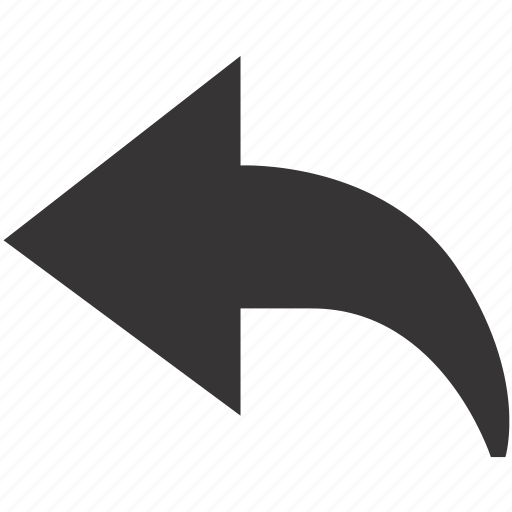 arrow, back, forward, left, reply, resend, send icon
