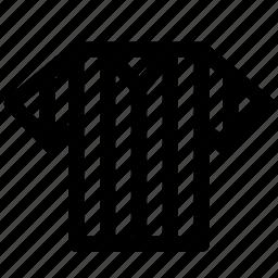 clothing, football, referee, shirt, soccer, t-shirt, tee icon