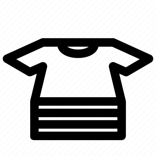 apparel, clothing, football, shirt, soccer, t-shirt, tee icon