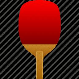 bat, blade, japanese, old, penhold, ping pong, table tennis icon