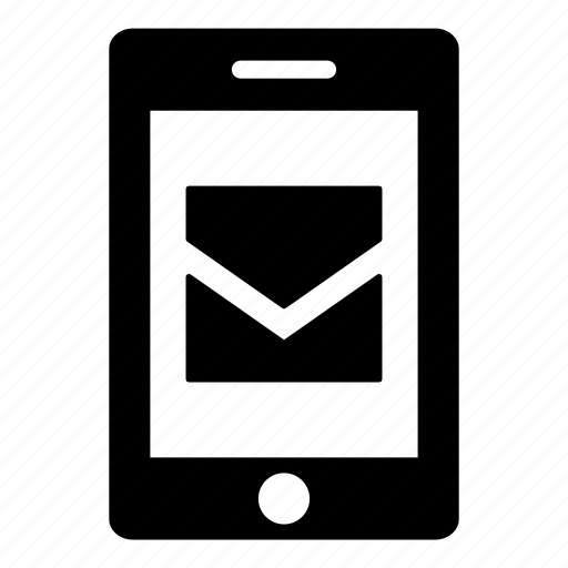 email, ipad, mail, mobile email, tablet, tablet computer, tablet display icon