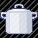 cookware, cooker, pot, pressure