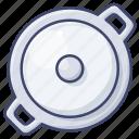 cooker, pot, pressure, stewpot icon