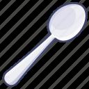 cutlery, kitchen, spoon, tableware icon
