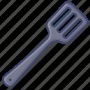 kitchen, spatula, turner, utensil icon