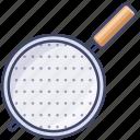 collander, kitchen, sieve, strainer icon