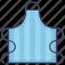 apron, cook, kitchen icon