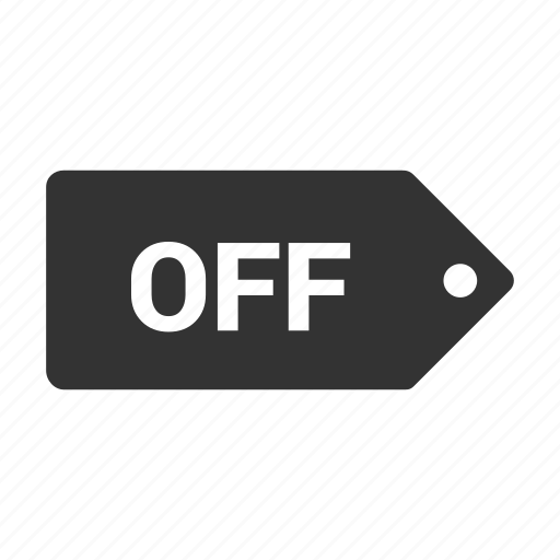 coupen, discount, off, offer, pricing, sale, tag icon