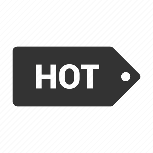 coupen, hot, offer, pricing, sale, shopping, tag icon