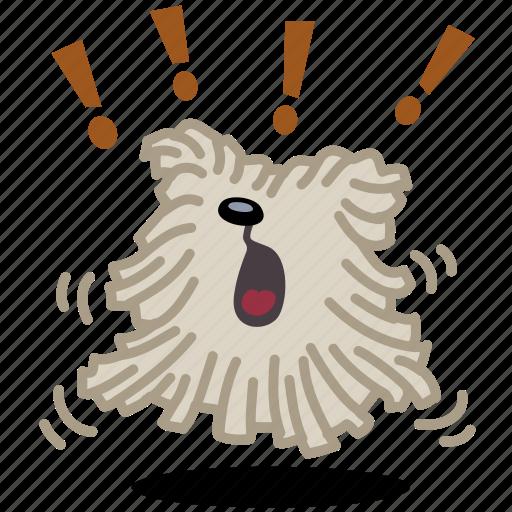 animal, annoy, bark, dog, loud, pet, shout icon
