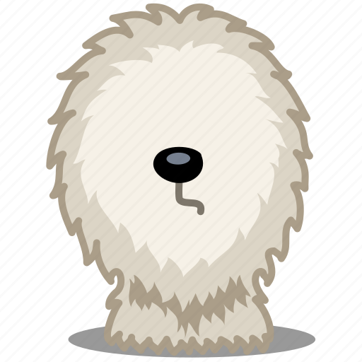 animals, dog, hair, pet, shepherd icon